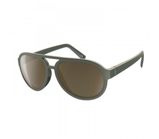 Ochelari Soare Casual Unisex Scott Bass Dark Bronze/Brown (Antracit)