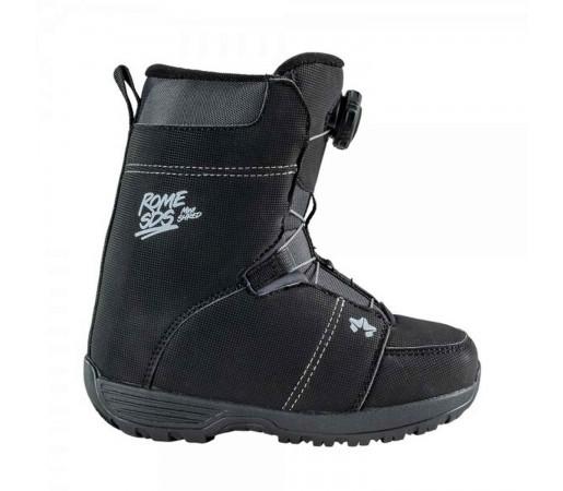 Boots Snowboard Copii Rome Minishred Negru