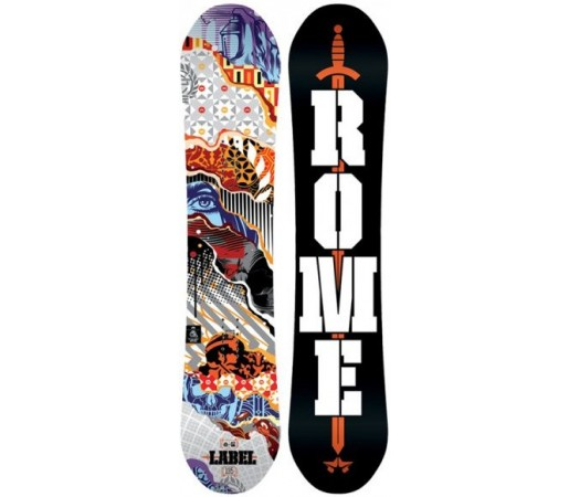 Placa snowboard Rome Label 2016
