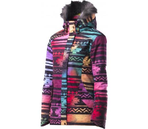 Geaca schi si snowboard Fundango Mistral Fur Mov
