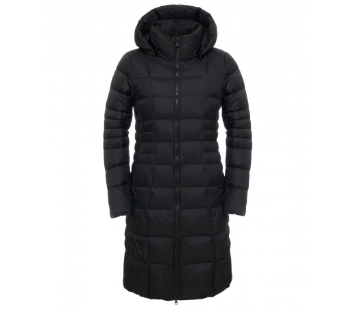 Geaca The North Face Metropolis Parka 2 W Negru