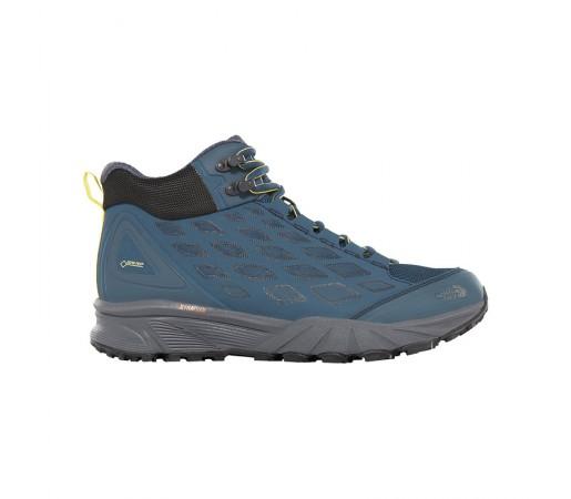 Ghete Barbati Hiking The North Face Endurus Hike Mid GTX Albastru