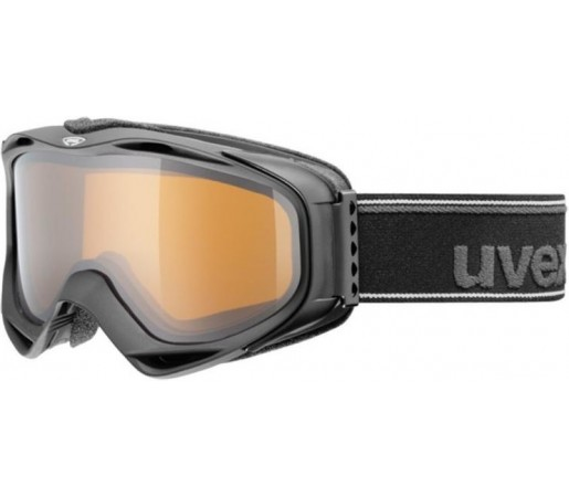 Ochelari Ski si Snowboard Uvex GGL 300 Polavision Negru