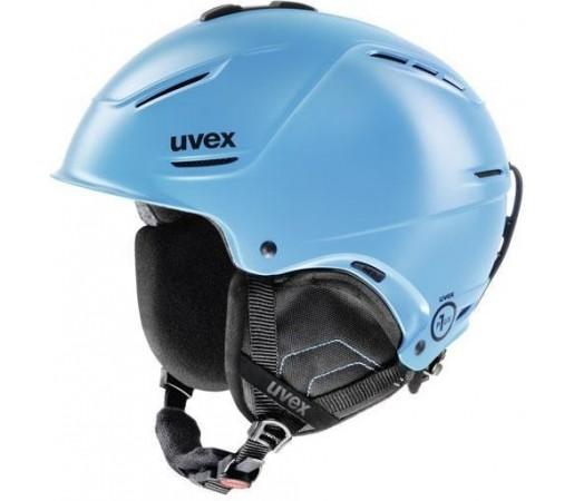 Casca Ski si Snowboard Uvex Plus Albastru