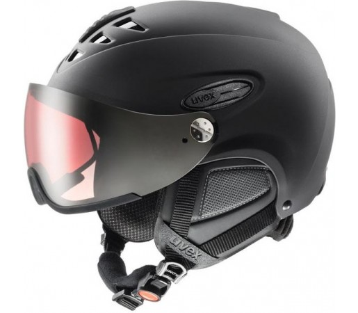 Casca Schi si Snowboard Uvex Hlmt 300 VP Neagra