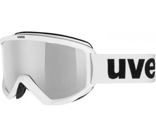 Ochelari Ski si Snowboard Uvex Fire Flash Alb