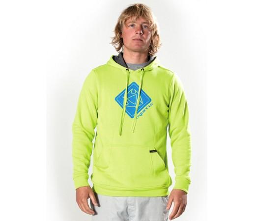 Hanorac Mystic Brand Sweat Day Glow Verde