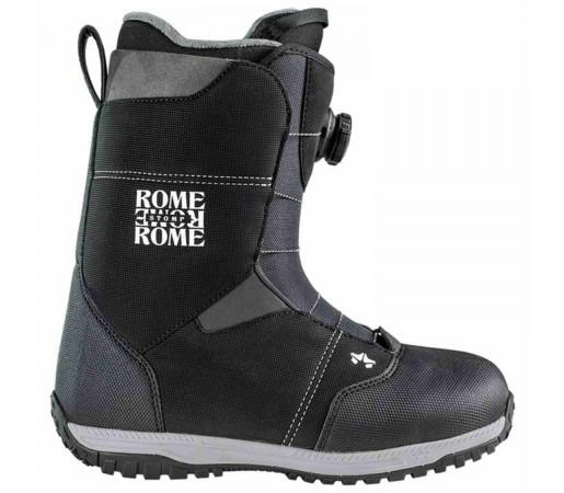 Boots Snowboard Unisex Rome Stomp Boa Negru