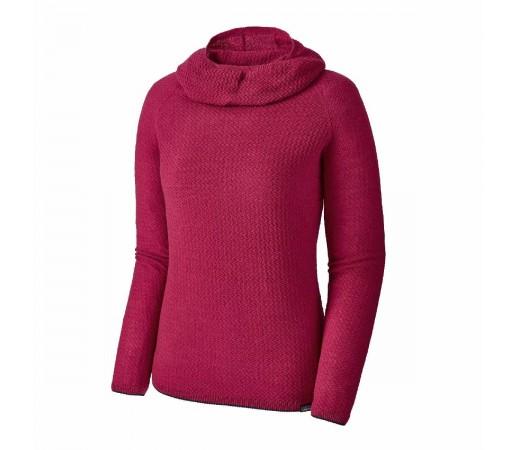 Hanorac Femei Patagonia Capilene Air Hoody Craft Pink  (Roz)