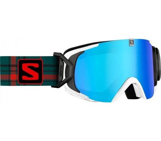 Ochelari Ski si Snowboard Salomon X-View White/ Midblue