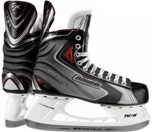 Patine hockey Bauer Vapor X 50 Junior Negre
