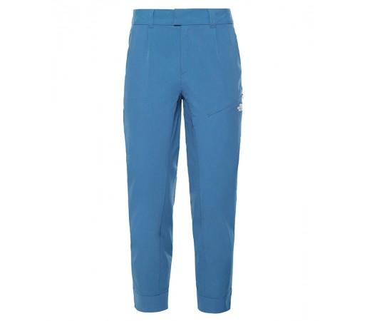 Pantaloni Femei Hiking The North Face Inlux Cropped Bleumarin