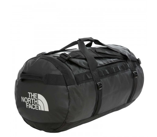 Geanta Voiaj The North Face Base Camp Duffel - L 95L Tnf Black (Negru)