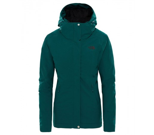 Geaca Femei Hiking The North Face Inlux Insulated Verde