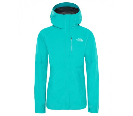 Geaca Femei Hiking The North Face Packable GTX Dryzzle Bleu