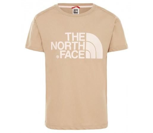 Tricou Fete The North Face Boyfriend Bej