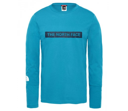 Bluza Barbati The North Face Light Turcoaz