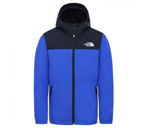 Geaca Drumetie Copii The North Face Boy'S Warm Storm Jkt Tnf Blue (Albastru)