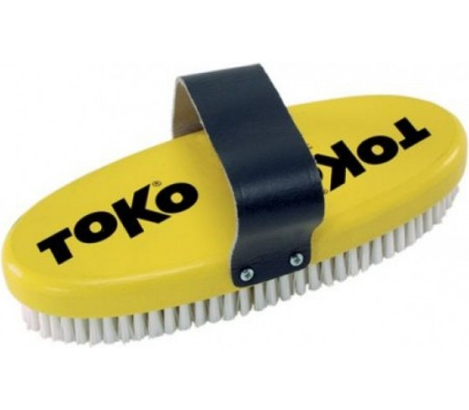 Perie Ovala Toko Base Brush Nailon