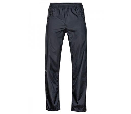 Pantaloni Marmot PreCip Full Zip Long M Negru