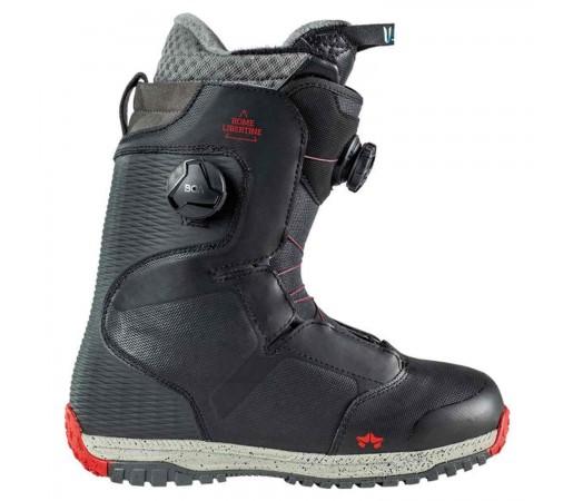 Boots Snowboard Barbati Rome Libertine Boa Negru