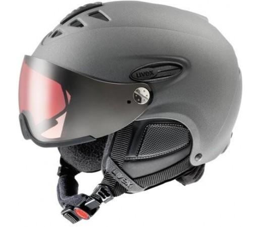 Casca Schi si Snowboard Uvex Hlmt 300 Pola Neagra