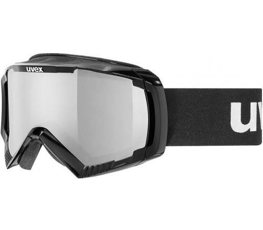 Ochelari Ski si Snowboard Uvex Apache II Negru