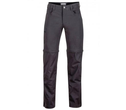 Pantaloni Hiking Marmot Transcend Convertible M Gri Inchis