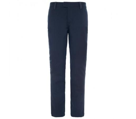 Pantaloni The North Face W Great Sandy Bleumarin