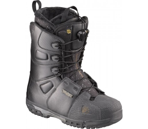 Boots Salomon Savage Negru 2012