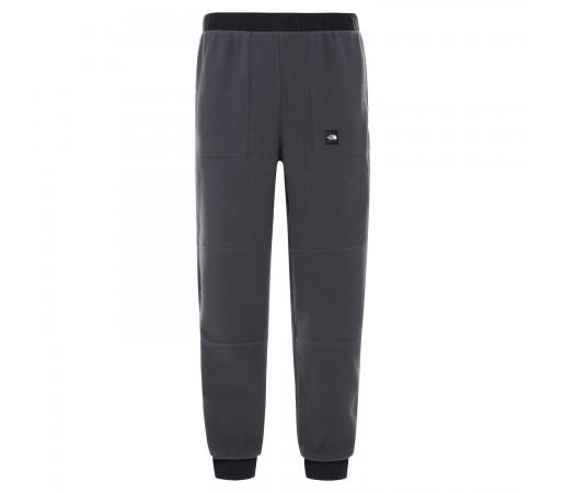 Pantaloni Activitati Urbane Barbati The North Face M Fleeski Fleece Pant Asphalt Grey Regular (Gri)