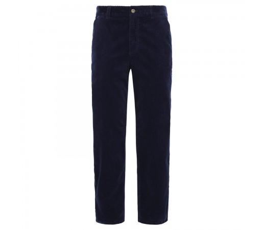 Pantaloni Activitati Urbane Femei The North Face W Berkeley Corduroy Pant Aviator Navy Regular (Bleumarin)