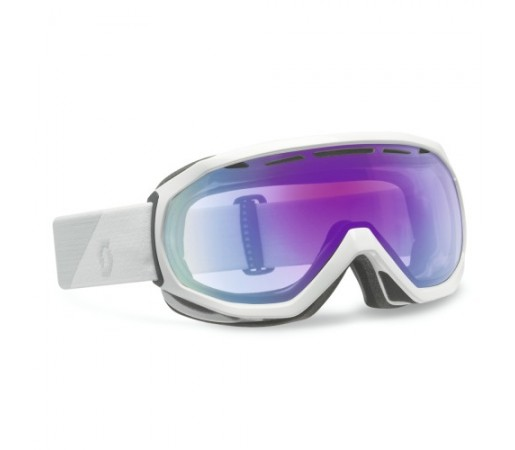 Ochelari ski si snowboard Scott Notice Otg Alb