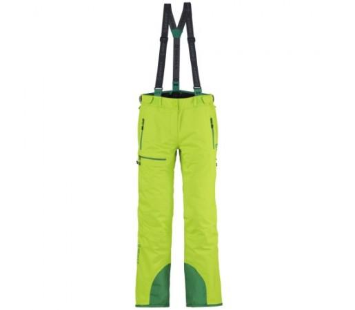 Pantaloni schi si snowboard Scott Vertic 2L Insulated Verzi