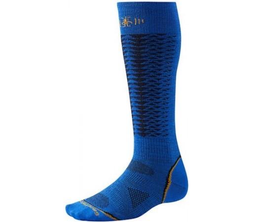 Sosete SmartWool Men's PhD Downhill Racer Socks Blue