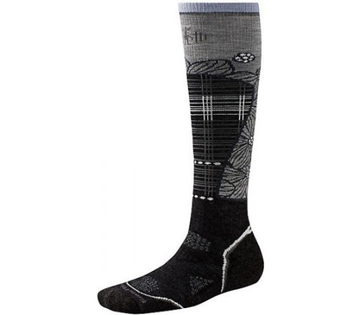 Sosete SmartWool W PHD Ski Medium Pattern Grey
