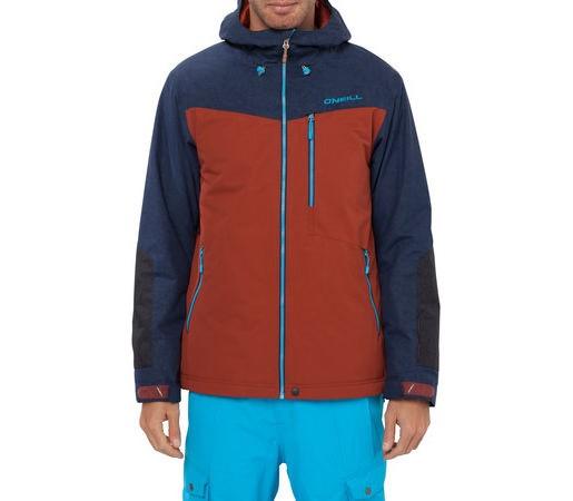 Geaca Schi si Snowboard O'Neill PM Cue Jacket Maro