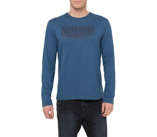 Bluza O'Neill LM Clean & Mean L/SLV Top Blue