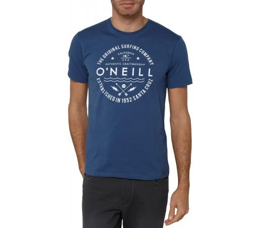 Tricou O'Neill LM Cordon S/SLV Tee Blue