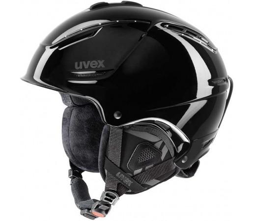 Casca Schi si Snowboard Uvex P1us Gem WL Neagra