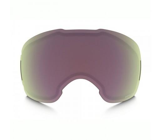 Lentila Ochelari Ski si Snowboard Oakley Airbrake XL Prizm Hi Pink Roz