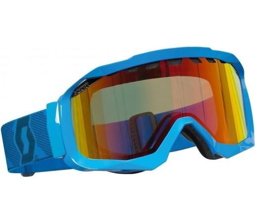 Ochelari Scott Hustle ACS Albastru 2012
