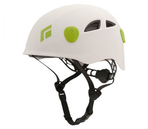 Casca Escalada Black Diamond Half Dome Alb / Lime