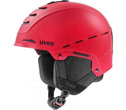 Casca Ski si Snowboard Unisex Uvex Legend Red Mat (Rosu)
