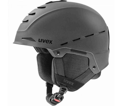 Casca Ski si Snowboard Unisex Uvex Legend Anthracite Mat (Antracit)