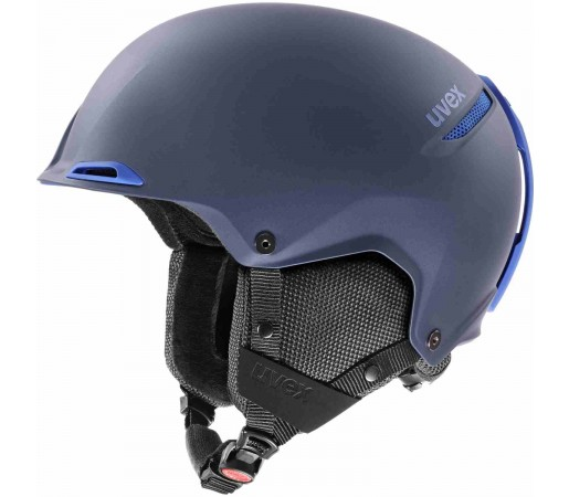 Casca Ski si Snowboard Unisex Uvex Jakk+ IAS Dark Ink Blue (Bleumarin)