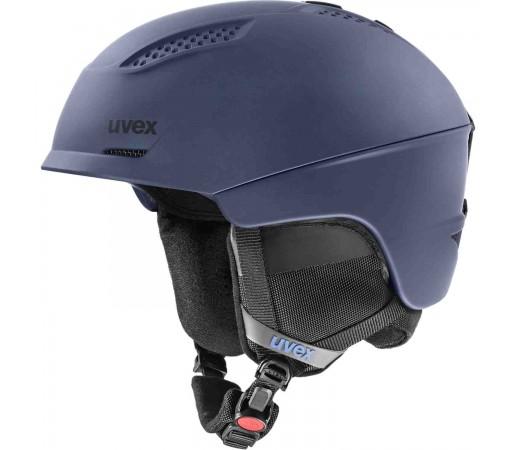 Casca Ski si Snowboard Unisex Uvex Ultra Ink-Black Mat (Bleumarin)