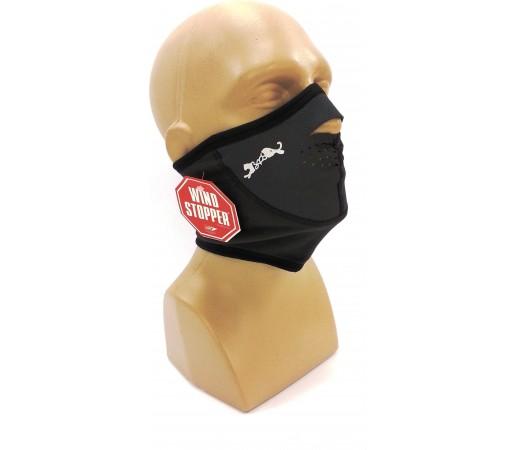 Masca fata Bars Black