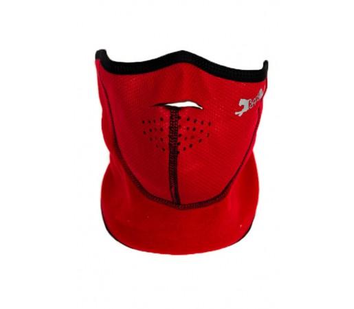 Masca fata Bars Red
