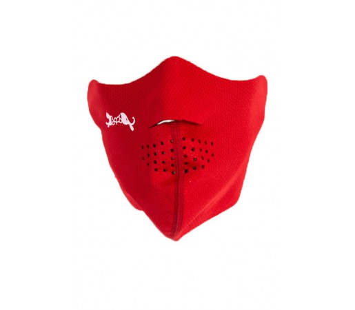 Masca fata Bars Wind Stopper Red